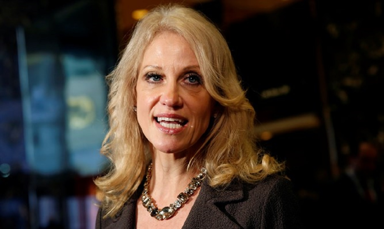 Conway Named Trump Counselor