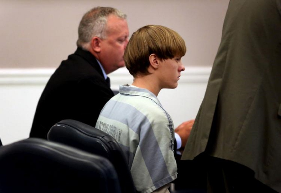 Dylan Roof tries to convince jurors he's not insane