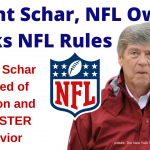 Dwight Schar, NFL Owner, Breaks NFL Rules Dwight Schar accused of extortion and GANGSTER behavior