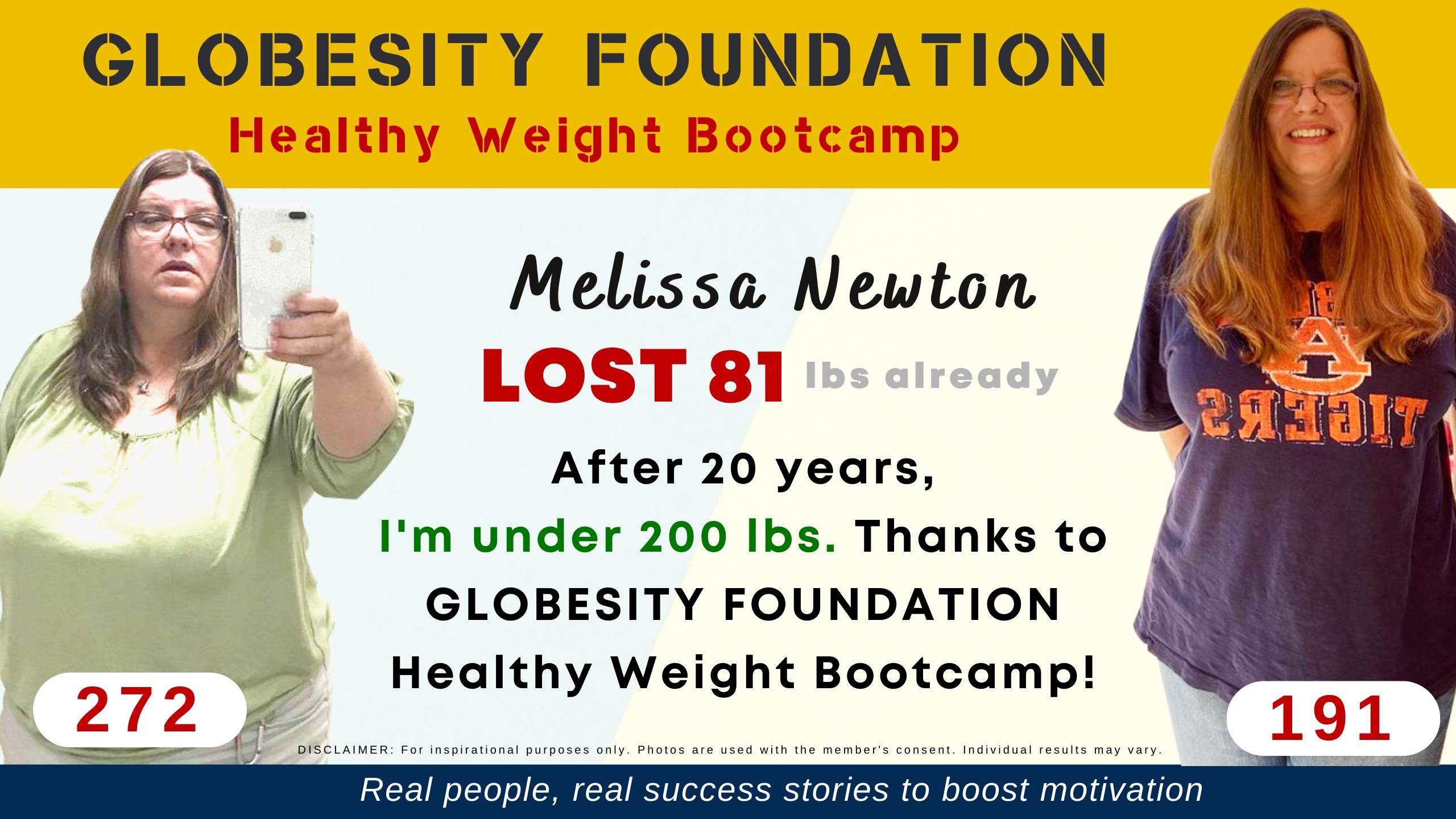 GF Bootcamp Success Melissa Newton